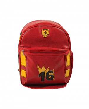 Ferrari Design School Bag Pack