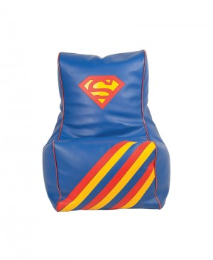 Superman Design Boys Bean Sofa-M