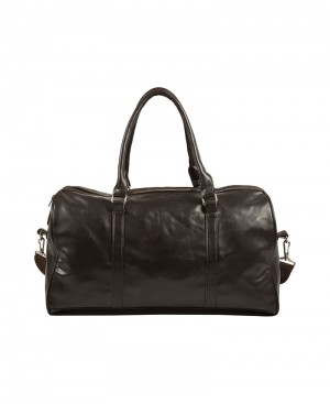 Faux Leather Multi Purpose Bag