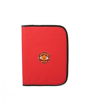 Faux Leather Manchester Folder
