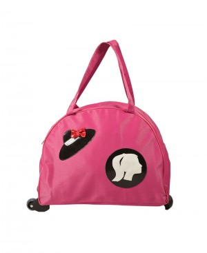 Barbie Design Trolley Bag
