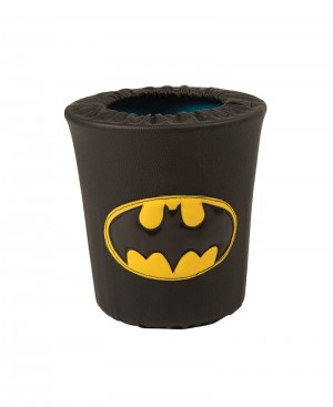 Hand Crafted Batman Design Dustbin