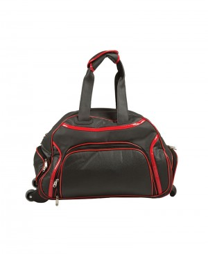 Smart Black Trolley Bag