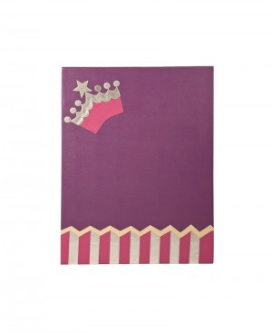Crown Design Pin Board