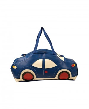 Car Shape Beach Bag