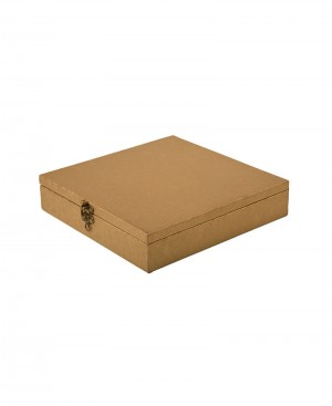 Faux Leather Multi Purpose Box