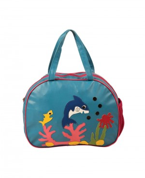 Fish Design Picnic Bag