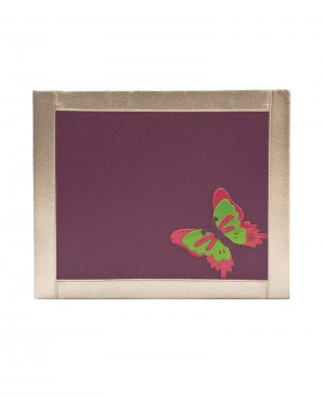Multi Purpose Art Leather Butterfly Bed Tables for Kids.